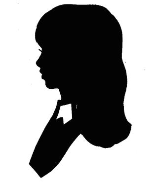 Free Woman Profile Silhouette, Download Free Clip Art, Free.