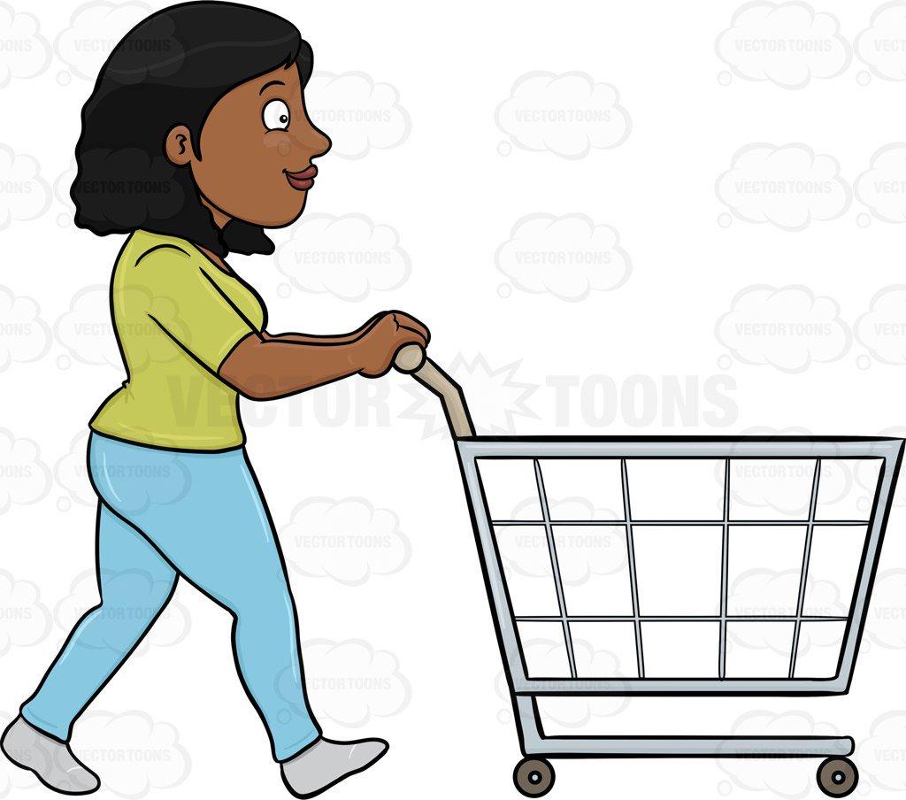 830 Shopping Cart free clipart.