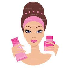 25 Best makeup clipart images.