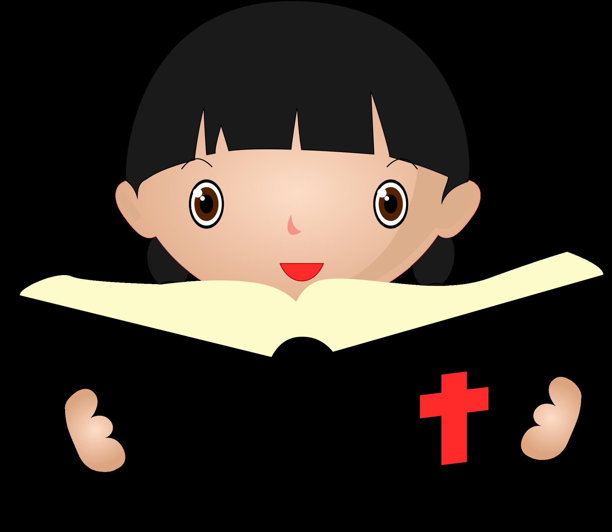Clipart reading bible, Clipart reading bible Transparent.