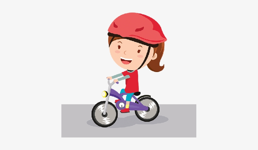 Bikes And Bicycles Girl Riding Bike Clipart The Arts.