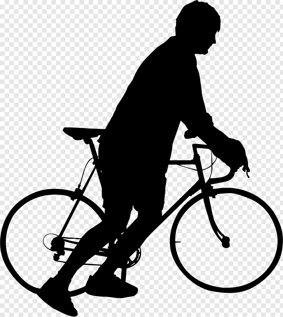 Silhouette Frame, Bicycle, Cycling, Road Bicycle, Cycling.