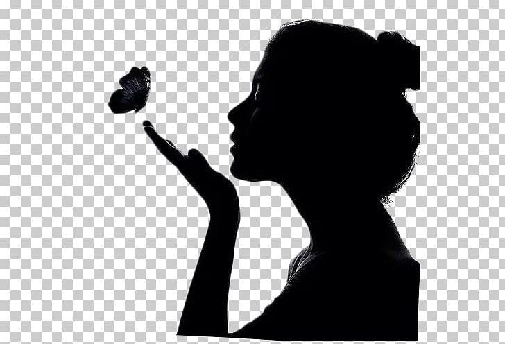 SilhouetteGirl Shadow Woman PNG, Clipart, Baby Girl, Black, Black.