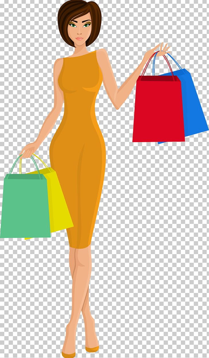 Shopping Bag PNG, Clipart, Bag, Beautiful Vector, Business.