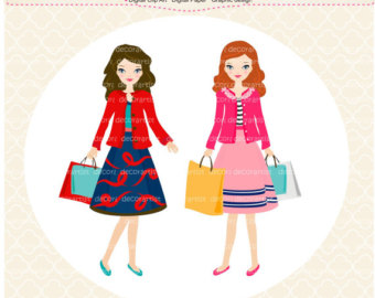 Free Woman Shopping Clipart, Download Free Clip Art, Free.