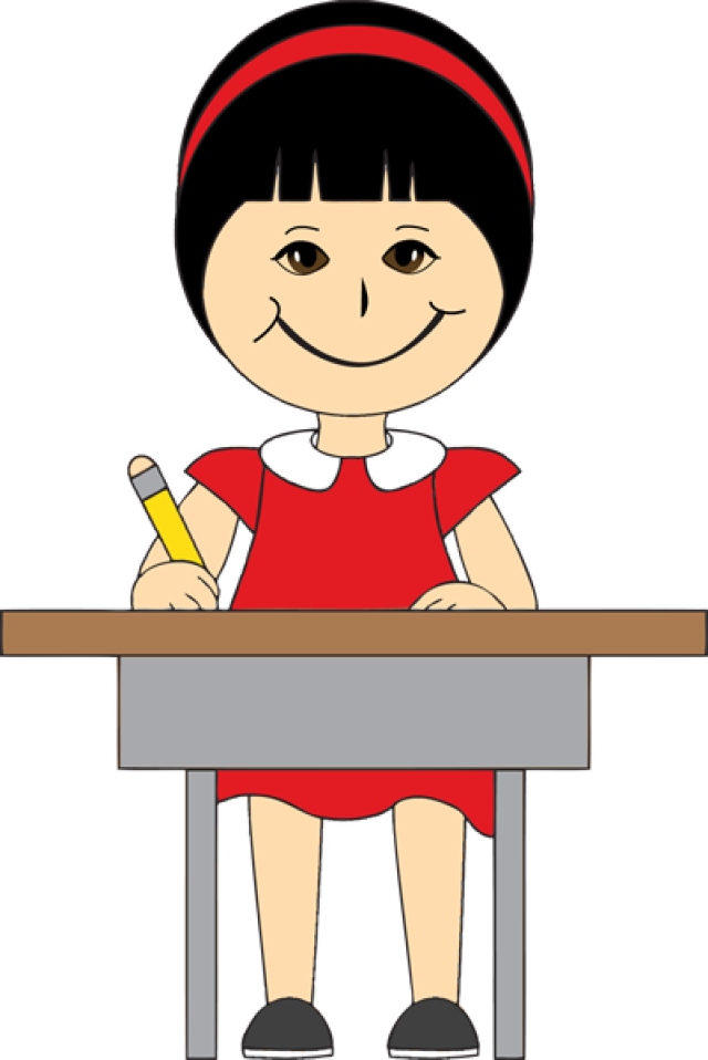 Desk clipart woman, Desk woman Transparent FREE for download.