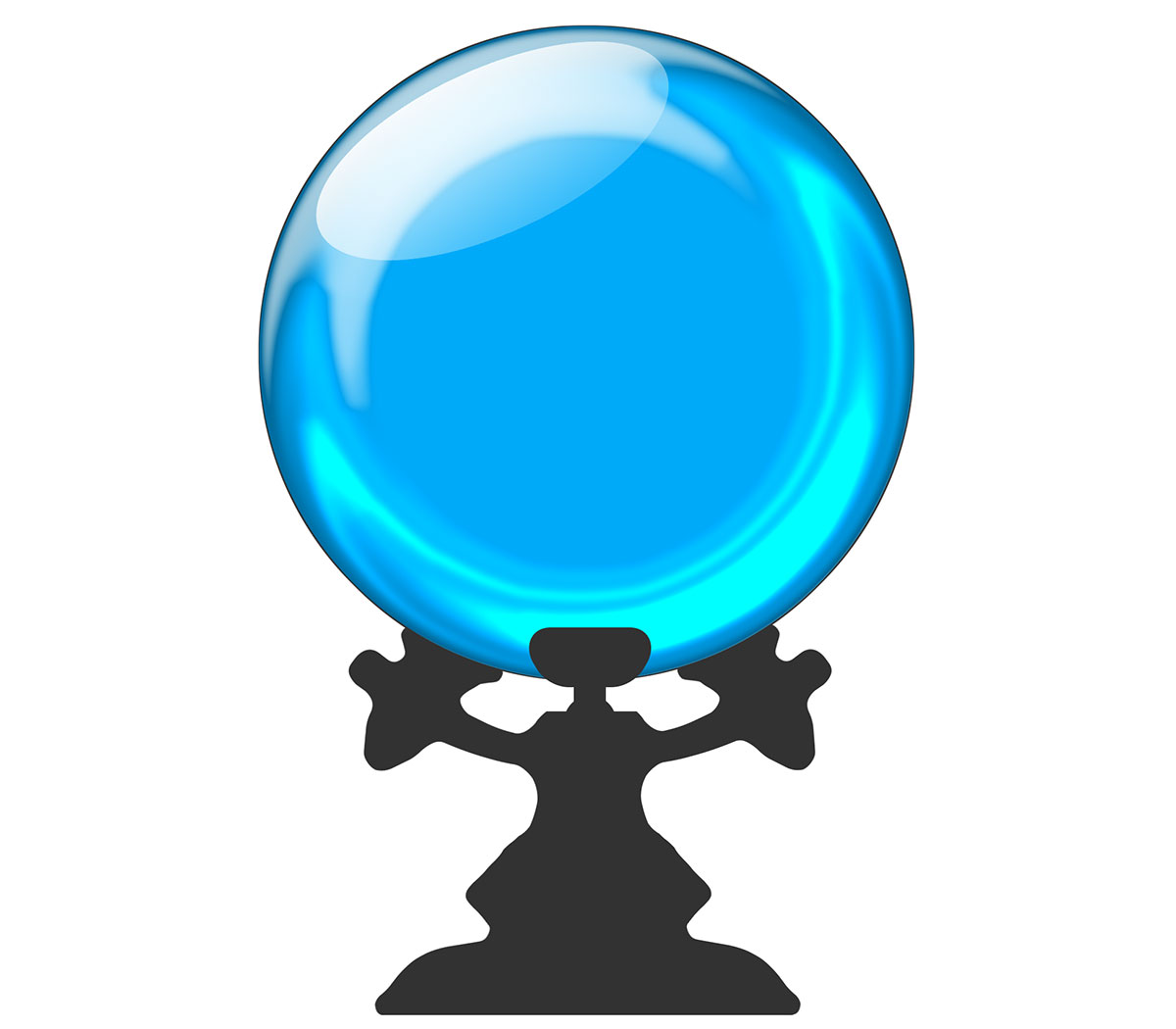 Ask the Crystal Ball Online.