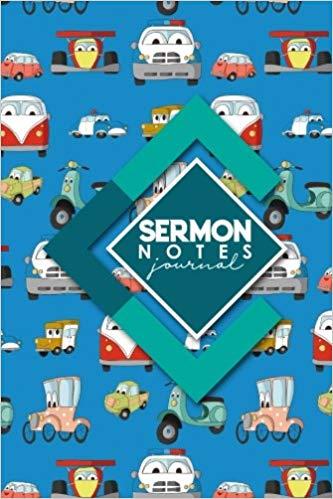 Buy Sermon Notes Journal: Sermon Journal For Ladies, Sermon.