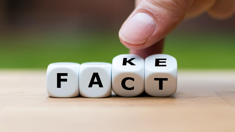 Studies test ways to slow the spread of fake news.