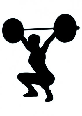 Woman squat clipart free images gallery for Free Download.