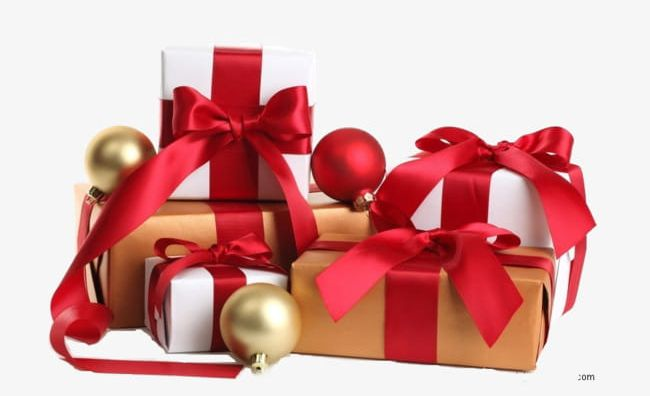 Christmas Gifts Stack PNG, Clipart, Birthday, Bow, Box.