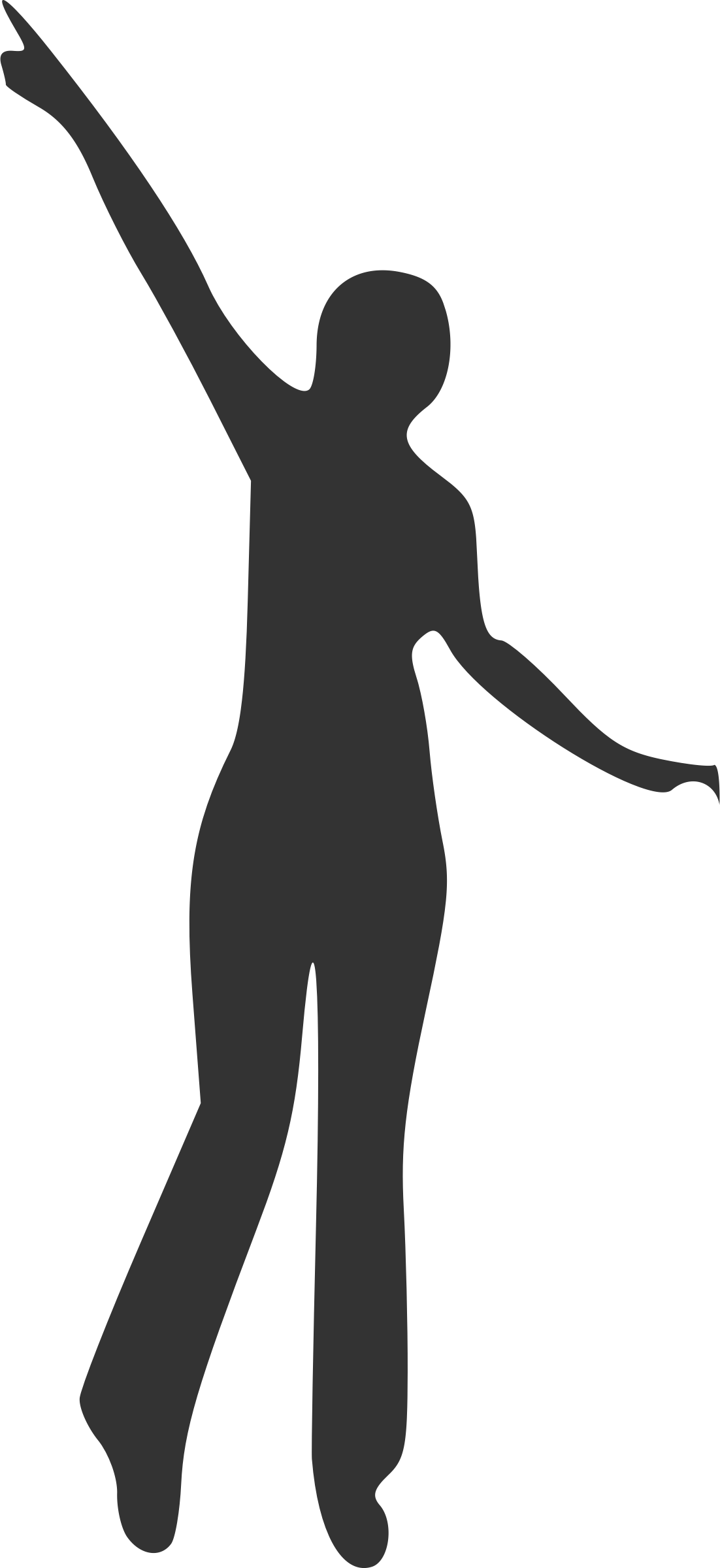 Silhouette Drawing Woman Clip art.