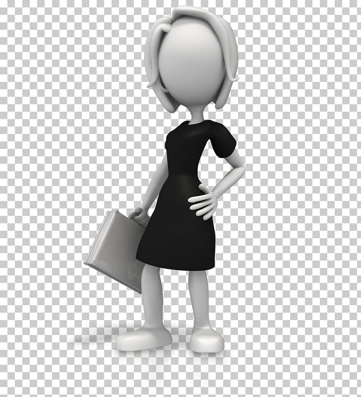 Stick figure Businessperson Woman Management, business woman.
