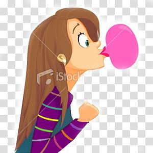 LOVELYZ FOR IZE MAGAZINE, two women blowing bubbles.