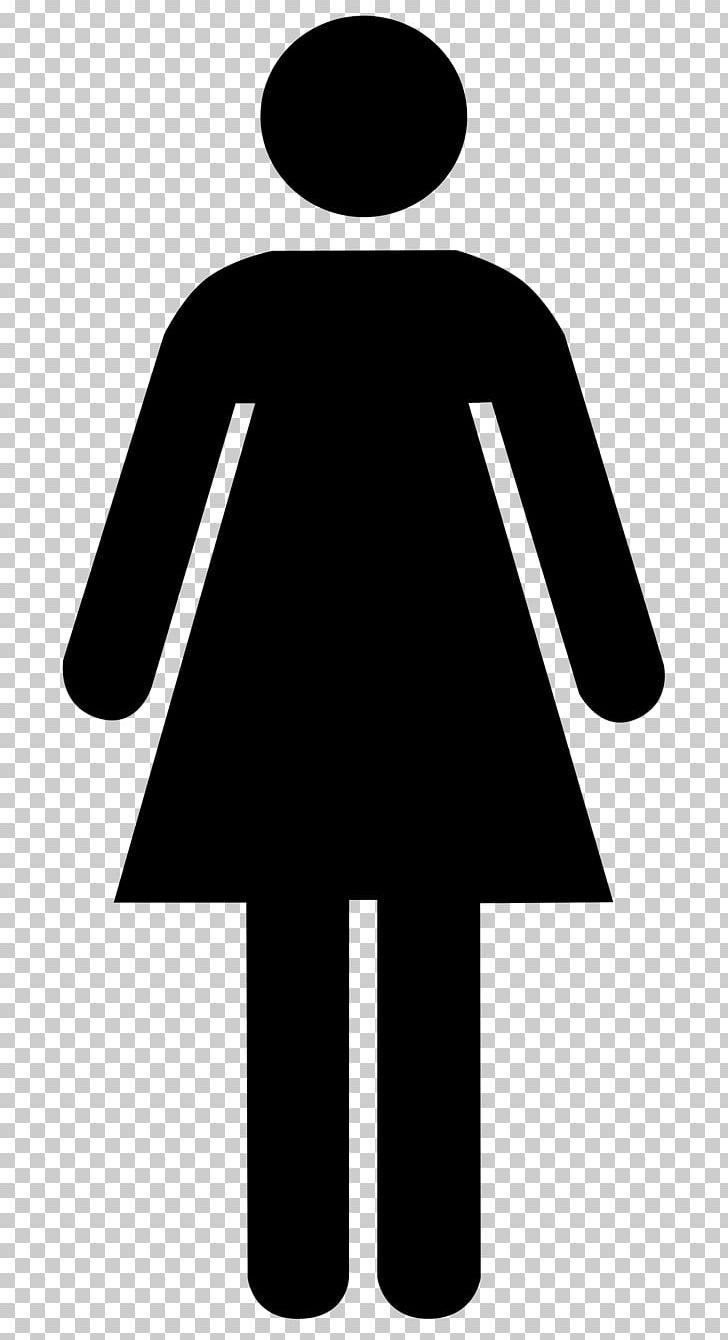 Female Gender Symbol PNG, Clipart, Black, Black And White, Clip Art.