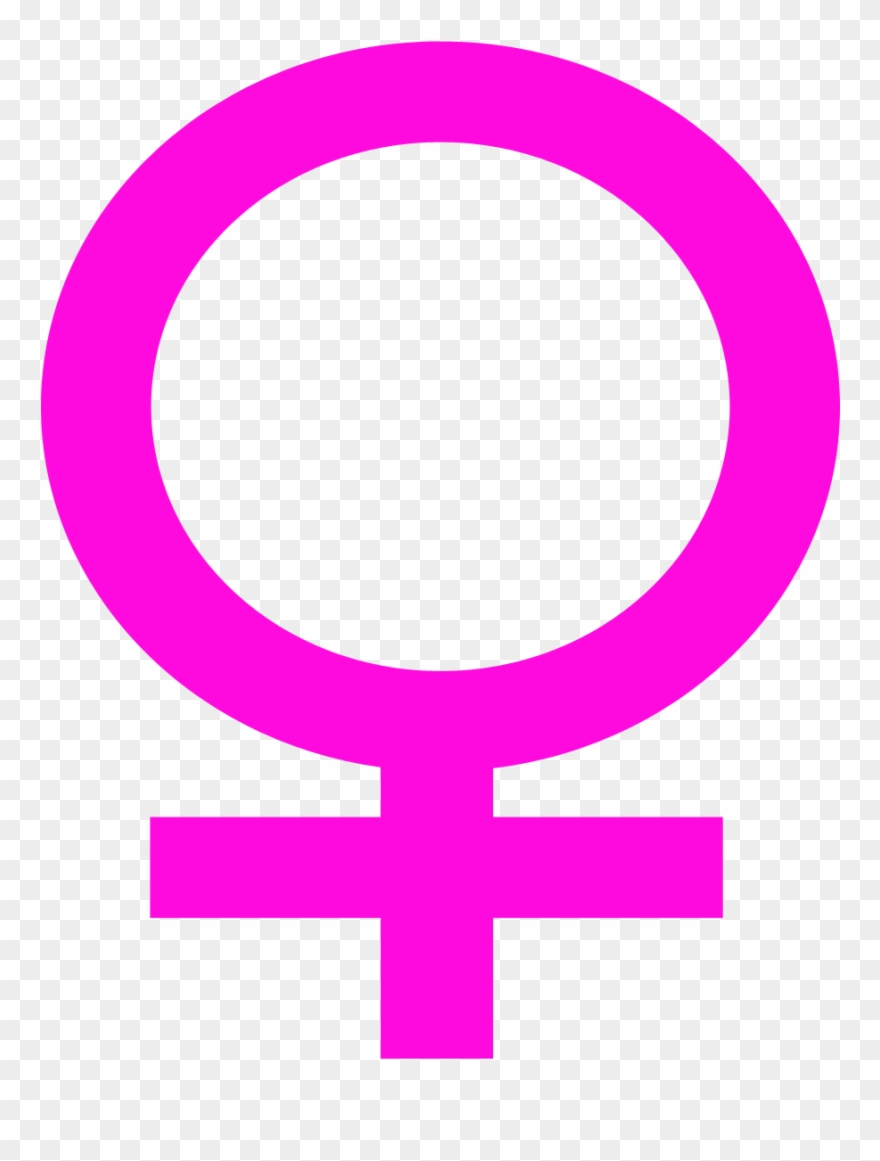 Female Sign Png.