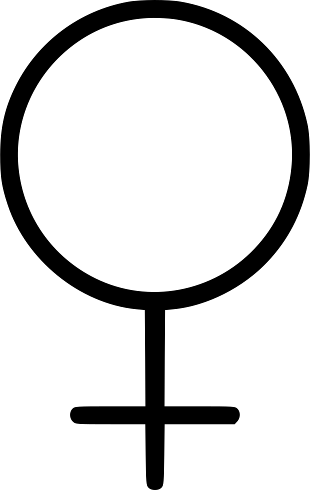 Woman Gender Sex Female Gender Symbol Svg Png Icon Free Download.