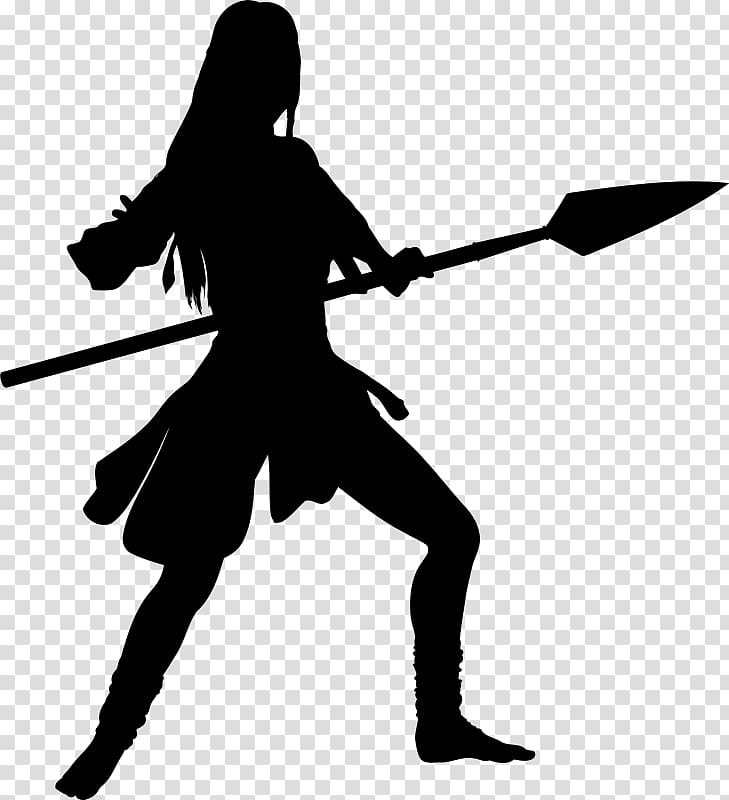 The Woman Warrior , warrior transparent background PNG.