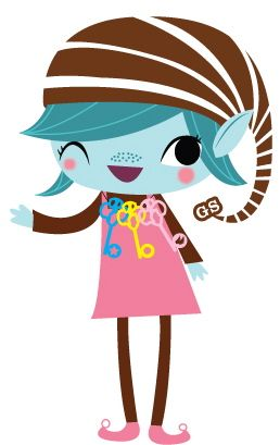 Brownies clipart brownie girl scout, Brownies brownie girl.