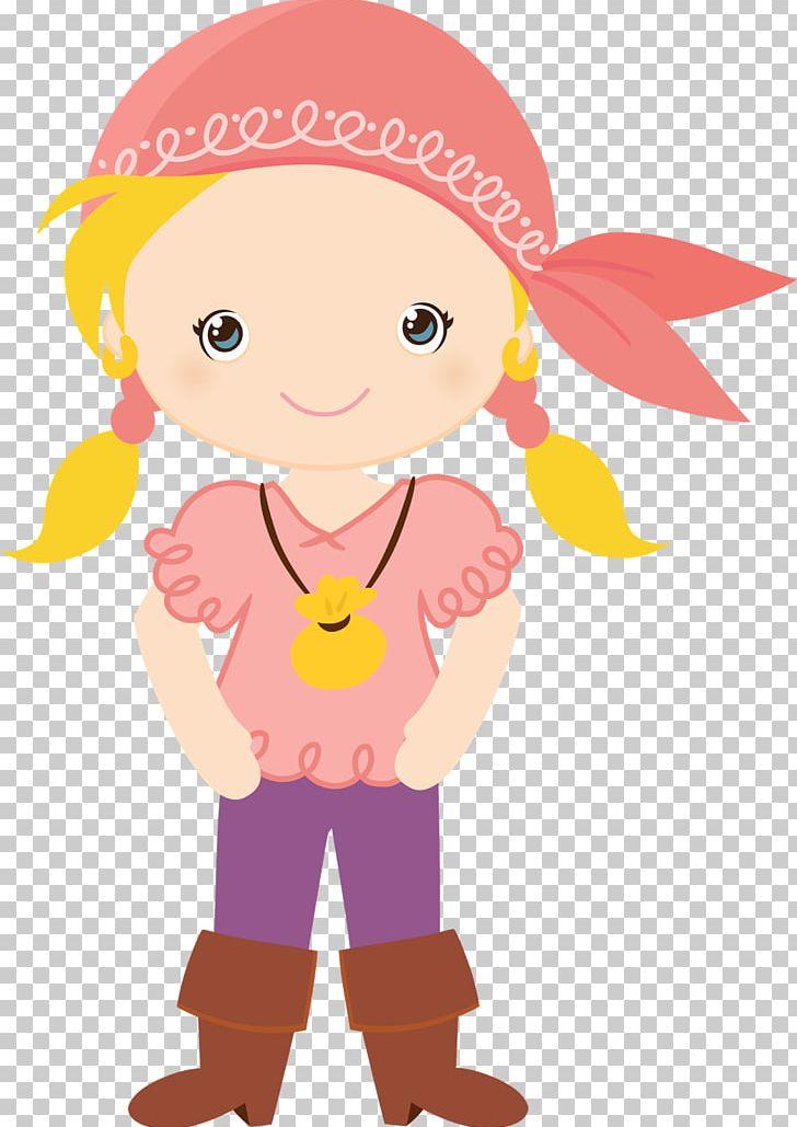 Piracy Woman Child PNG, Clipart, Art, Boy, Cartoon, Cheek.