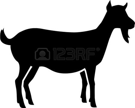 270 Female Goat Stock Vector Illustration And Royalty Free Female.