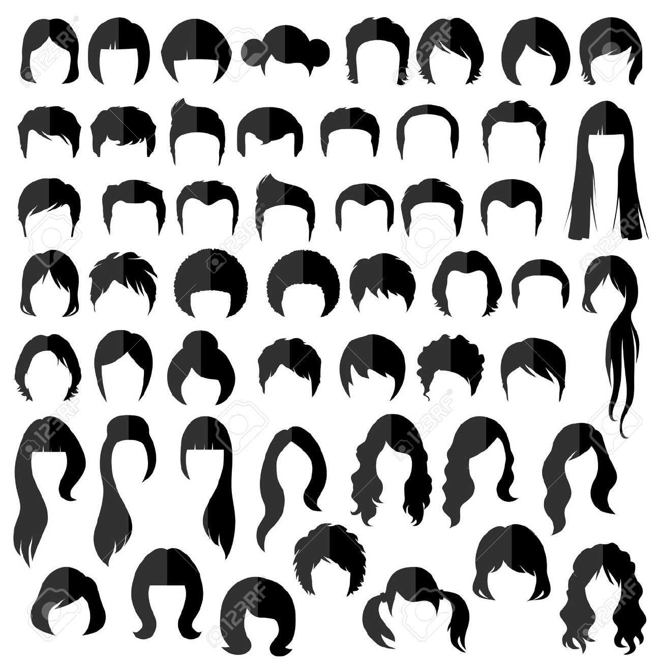 6,697 Afro Stock Vector Illustration And Royalty Free Afro Clipart.