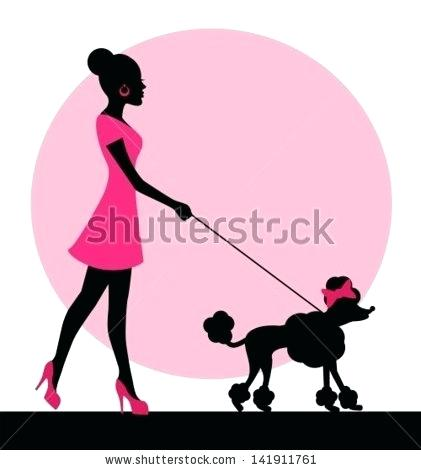 Pink Poodle Clipart at GetDrawings.com.