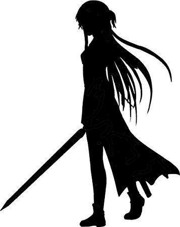 The best free Sword silhouette images. Download from 75 free.