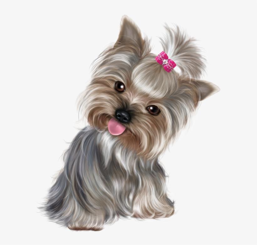 Cute Puppy Png Clip Art.