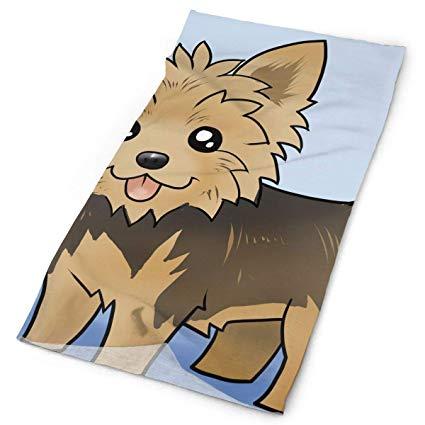 Amazon.com: Yisliferunaz Yorkie Puppy Dog Headband Men Women.