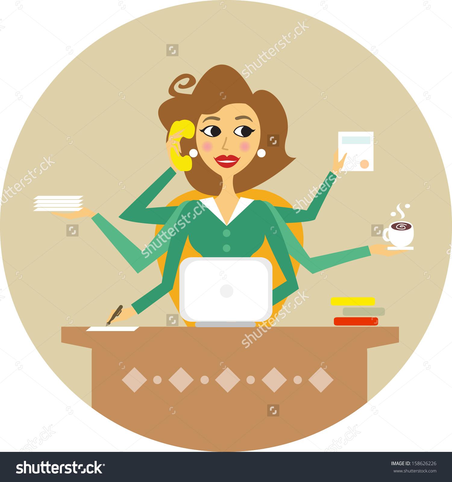 Showing post & media for Old woman secretary cartoon.
