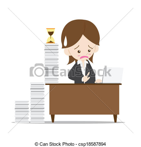 Working woman Clipart and Stock Illustrations. 47,532 Working.