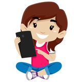 1064 Tablet free clipart.