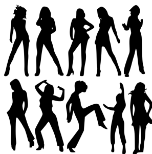 Womanhood Clip Art Download.