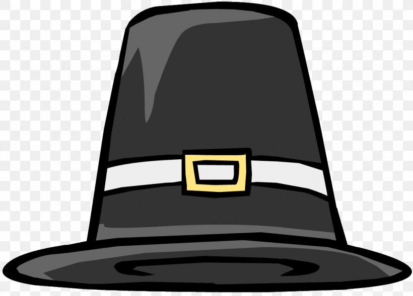 Pilgrim\'s Hat Clip Art, PNG, 1087x782px, Pilgrim, Black And.