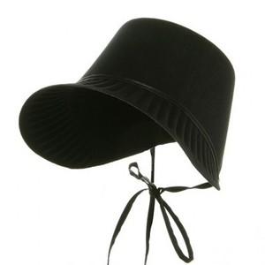 Pilgrim bonnet clipart.