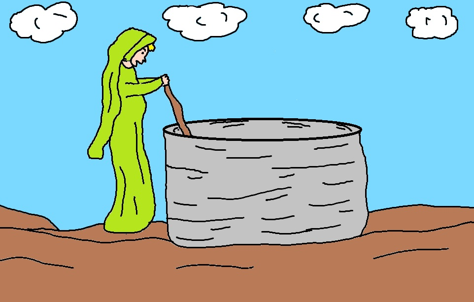 Woman At The Well Sunday School Lessons.