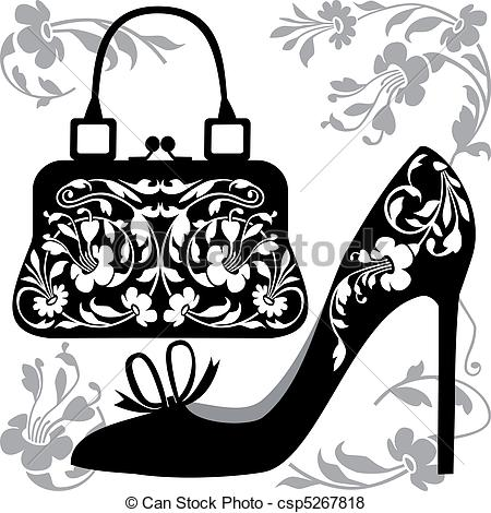 Handbag Stock Illustrations. 13,617 Handbag clip art images and.
