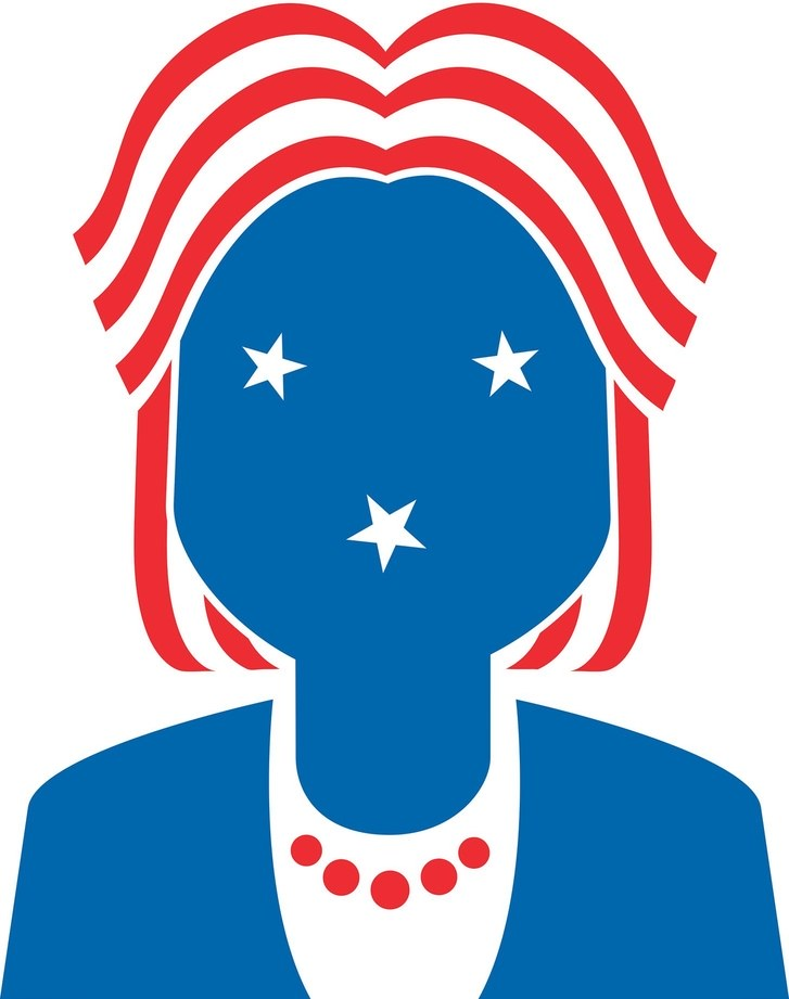 Hillary Clinton and the History of Women in American.