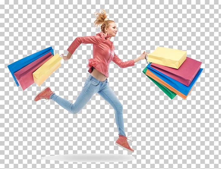Shopping Centre Service Online shopping, Shopping woman.