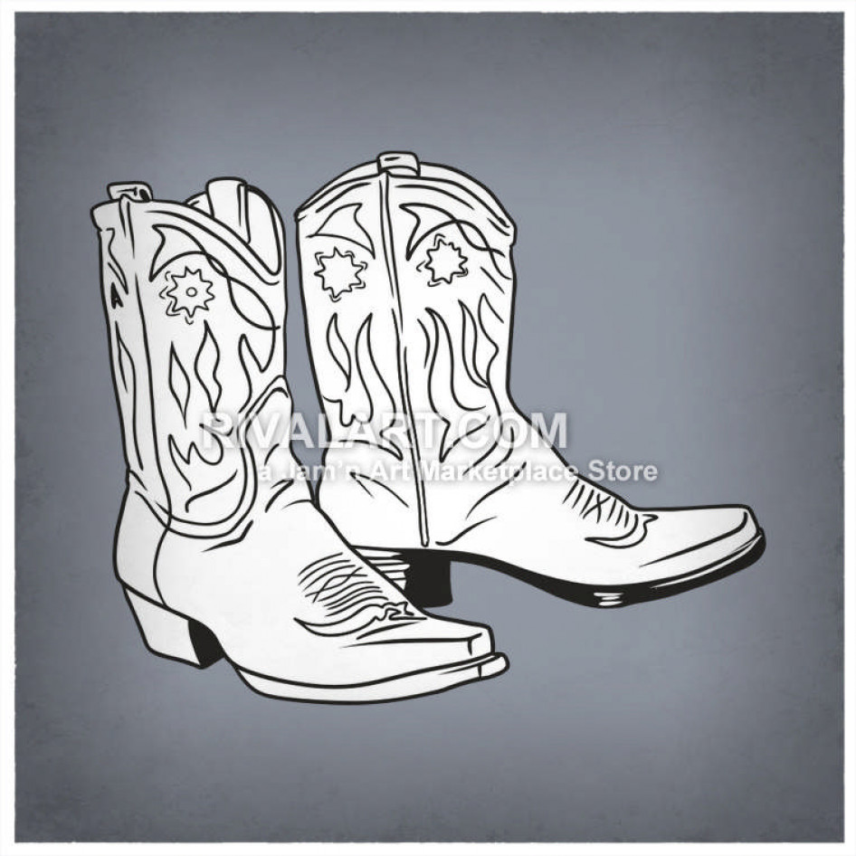 Womens Cowboy Boots.