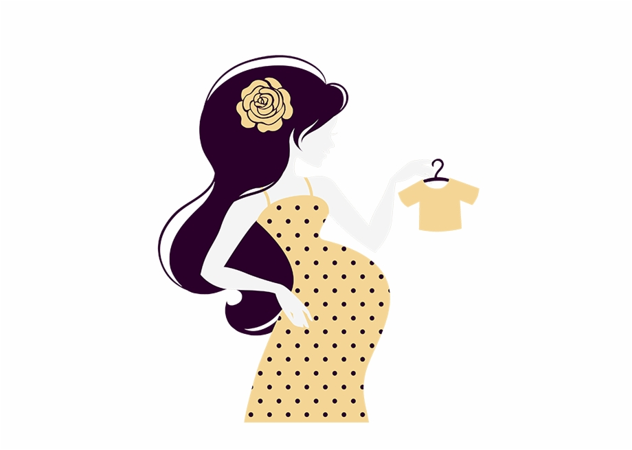 Free Pregnant Woman Silhouette Clipart, Download Free Clip.