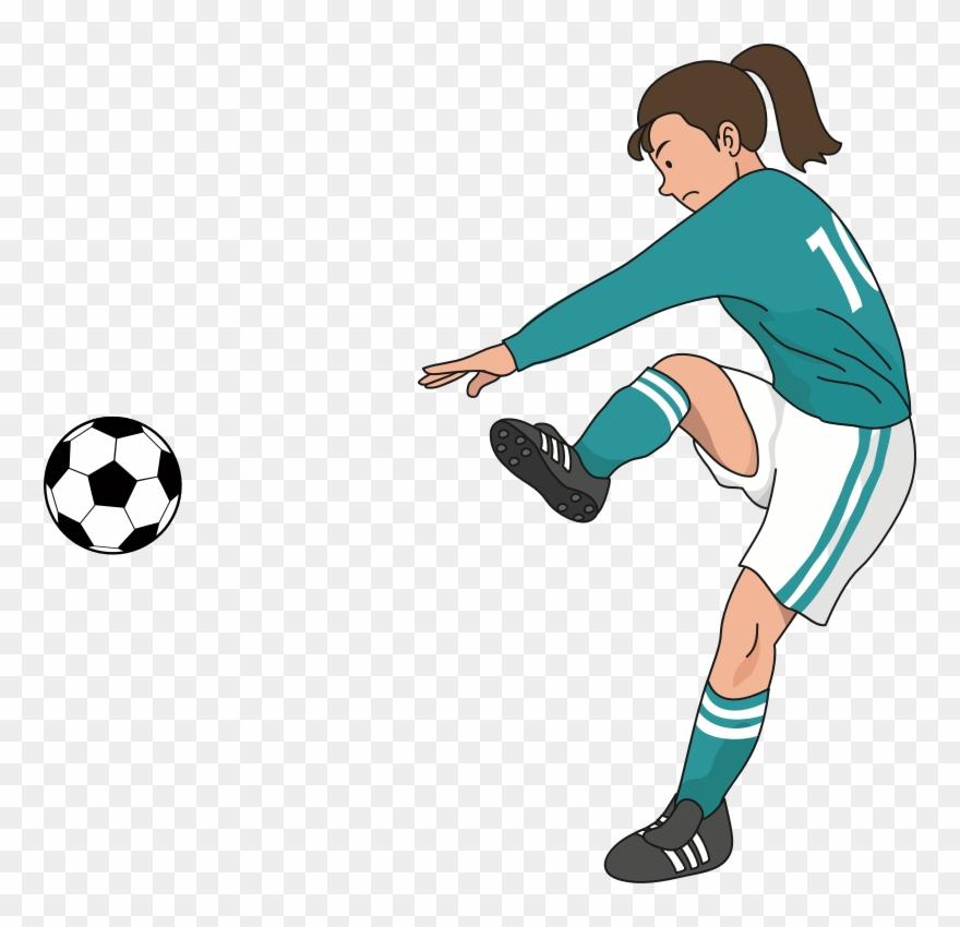 Clipart Soccer Player 7 Soccer Goal Clip Art Soccer.