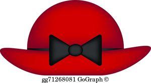Ladies Hats Clip Art.