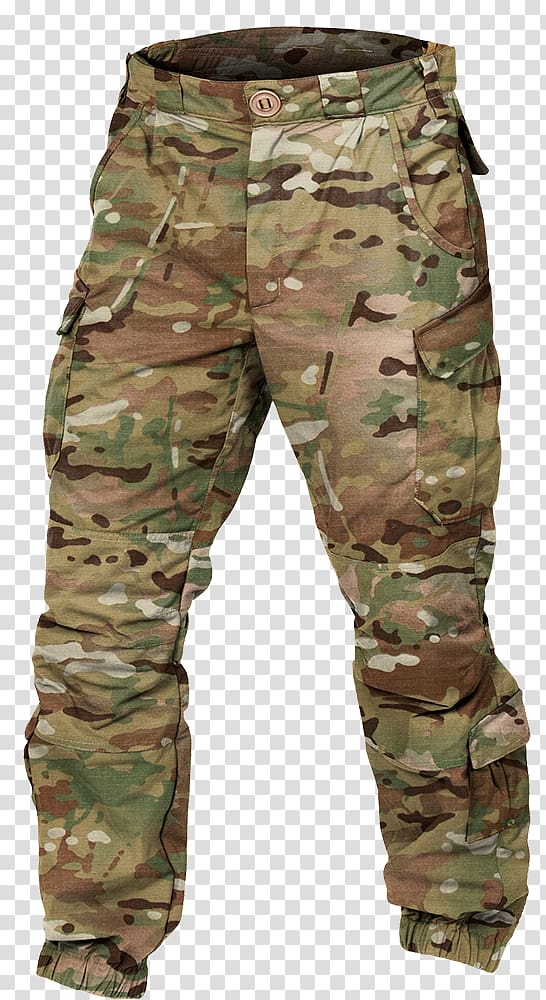 MultiCam Cargo pants Clothing Military camouflage, hand.
