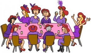 Women meeting clipart » Clipart Portal.