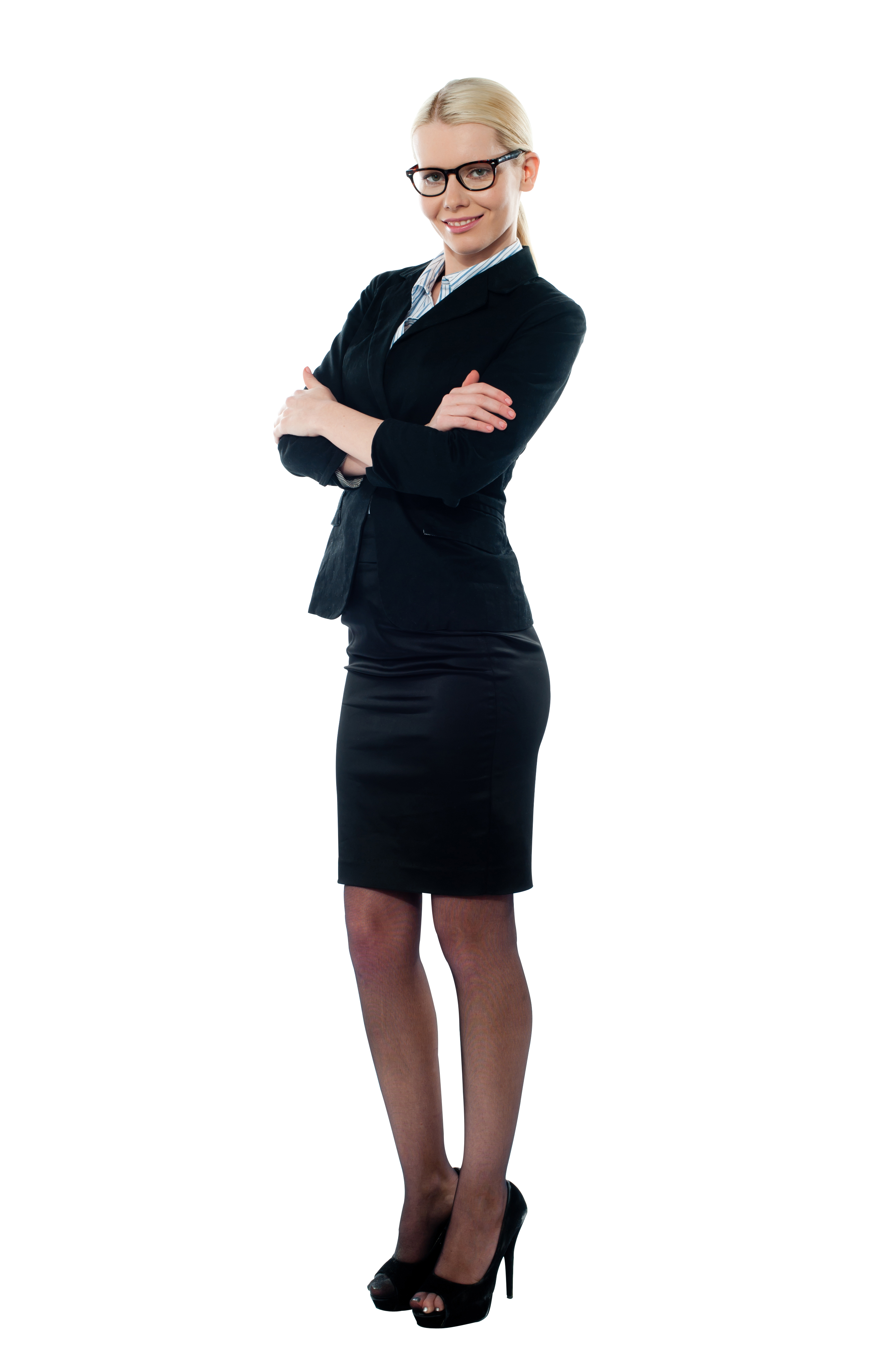 Business Women PNG Images Transparent Background.
