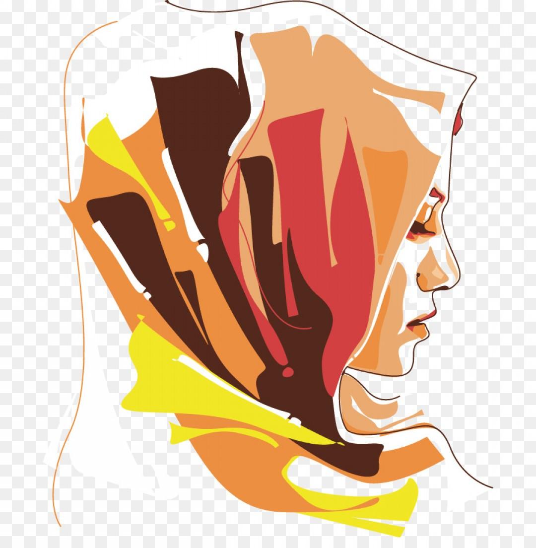 Png Hijab Islam Woman Muslim Women Vector Illustration.