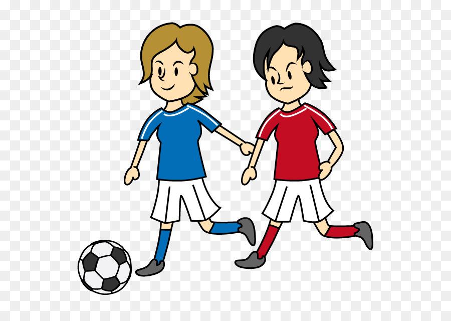 Women\'s association football Sport Clip art.