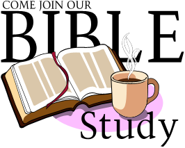 Bible Study Clipart.